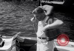 Image of Slo-mo-shun IV hydroplane Seattle Washington USA, 1952, second 11 stock footage video 65675041158
