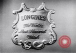 Image of Longines-Wittnauer New York United States USA, 1952, second 4 stock footage video 65675041162