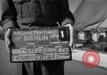 Image of Residential buildings Berlin Germany, 1952, second 6 stock footage video 65675041175