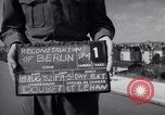 Image of Residential buildings Berlin Germany, 1952, second 7 stock footage video 65675041175