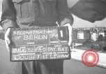 Image of Residential buildings Berlin Germany, 1952, second 9 stock footage video 65675041175