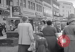 Image of modern store Berlin Germany, 1952, second 9 stock footage video 65675041177