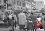 Image of modern store Berlin Germany, 1952, second 10 stock footage video 65675041177