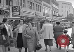 Image of modern store Berlin Germany, 1952, second 12 stock footage video 65675041177