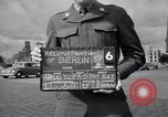 Image of Brandenburg Gate Berlin Germany, 1952, second 3 stock footage video 65675041181
