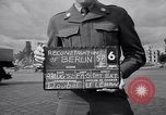 Image of Brandenburg Gate Berlin Germany, 1952, second 6 stock footage video 65675041181