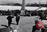 Image of Celebration of Friendship Pact between Soviet Union And Azerbaijan Azerbaijan Iran, 1946, second 4 stock footage video 65675041187