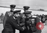 Image of Celebration of Friendship Pact between Soviet Union And Azerbaijan Azerbaijan Iran, 1946, second 6 stock footage video 65675041187