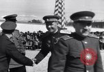 Image of Celebration of Friendship Pact between Soviet Union And Azerbaijan Azerbaijan Iran, 1946, second 10 stock footage video 65675041187