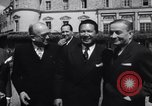 Image of French Saar negotiations France, 1952, second 12 stock footage video 65675041188