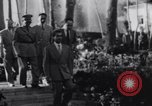 Image of Shah Reza Pahlavi Rome Italy, 1953, second 5 stock footage video 65675041189