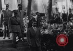 Image of Shah Reza Pahlavi Rome Italy, 1953, second 6 stock footage video 65675041189