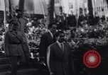 Image of Shah Reza Pahlavi Rome Italy, 1953, second 7 stock footage video 65675041189