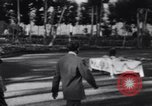 Image of Shah Reza Pahlavi Rome Italy, 1953, second 11 stock footage video 65675041189