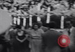 Image of Shah Reza Pahlavi Rome Italy, 1953, second 12 stock footage video 65675041189