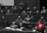 Image of Japanese War Crimes Trial Tokyo Japan, 1946, second 6 stock footage video 65675041191