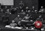 Image of Japanese War Crimes Trial Tokyo Japan, 1946, second 8 stock footage video 65675041191