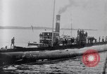 Image of German submarine Deutschland visits Baltimore Maryland Baltimore Maryland USA, 1916, second 12 stock footage video 65675041210