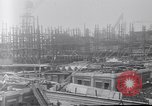 Image of Bethlehem Shipbuilding Plant Bethlehem Pennsylvania USA, 1916, second 9 stock footage video 65675041217