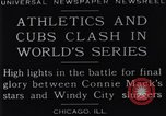 Image of 1929 World Series Baseball Chicago Illinois USA, 1929, second 3 stock footage video 65675041239
