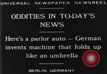 Image of Parlor Auto Berlin Germany, 1929, second 3 stock footage video 65675041243