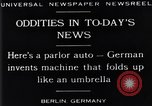Image of Parlor Auto Berlin Germany, 1929, second 8 stock footage video 65675041243
