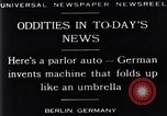 Image of Parlor Auto Berlin Germany, 1929, second 12 stock footage video 65675041243