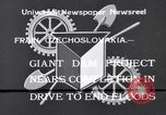 Image of Power project Frain Czechoslovakia, 1933, second 2 stock footage video 65675041251