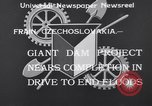 Image of Power project Frain Czechoslovakia, 1933, second 10 stock footage video 65675041251