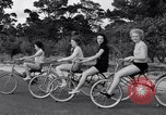 Image of Rhythm Bicycles San Francisco California USA, 1933, second 11 stock footage video 65675041254