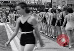Image of Bathing beauty contest Coney Island New York USA, 1933, second 7 stock footage video 65675041259