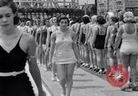 Image of Bathing beauty contest Coney Island New York USA, 1933, second 8 stock footage video 65675041259