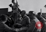 Image of Strikers riot Vienna Austria, 1934, second 12 stock footage video 65675041261