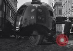 Image of Buckminster Fuller's Dymaxion car New York City USA, 1934, second 11 stock footage video 65675041264