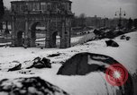 Image of Snow fall Rome Italy, 1935, second 12 stock footage video 65675041271