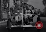 Image of Stout Scarab automobile Hollywood Los Angeles California USA, 1935, second 10 stock footage video 65675041272