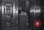 Image of bank security measures against gangster bank robbers Chicago Illinois USA, 1935, second 9 stock footage video 65675041275
