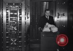Image of bank security measures against gangster bank robbers Chicago Illinois USA, 1935, second 12 stock footage video 65675041275