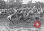 Image of mud wrestling Los Angeles California USA, 1936, second 10 stock footage video 65675041292