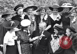 Image of Walter Winchell Washington DC USA, 1938, second 10 stock footage video 65675041314