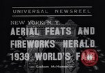 Image of Aerial feats New York City USA, 1938, second 5 stock footage video 65675041315