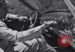 Image of streamlined car Reseda California USA, 1938, second 12 stock footage video 65675041316