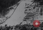 Image of Ski flying Vikersund Norway, 1967, second 5 stock footage video 65675041327
