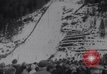 Image of Ski flying Vikersund Norway, 1967, second 6 stock footage video 65675041327