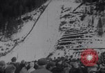 Image of Ski flying Vikersund Norway, 1967, second 7 stock footage video 65675041327