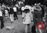 Image of Hippies at a demonstration London England United Kingdom, 1967, second 7 stock footage video 65675041331