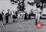 Image of Australian bull-whip Australia, 1951, second 10 stock footage video 65675041352