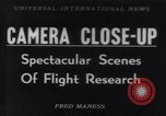 Image of High-speed cameras California United States USA, 1953, second 1 stock footage video 65675041354