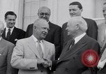 Image of President Eisenhower Washington DC USA, 1953, second 8 stock footage video 65675041355