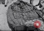 Image of inflated boat Quantico Virginia USA, 1953, second 12 stock footage video 65675041356
